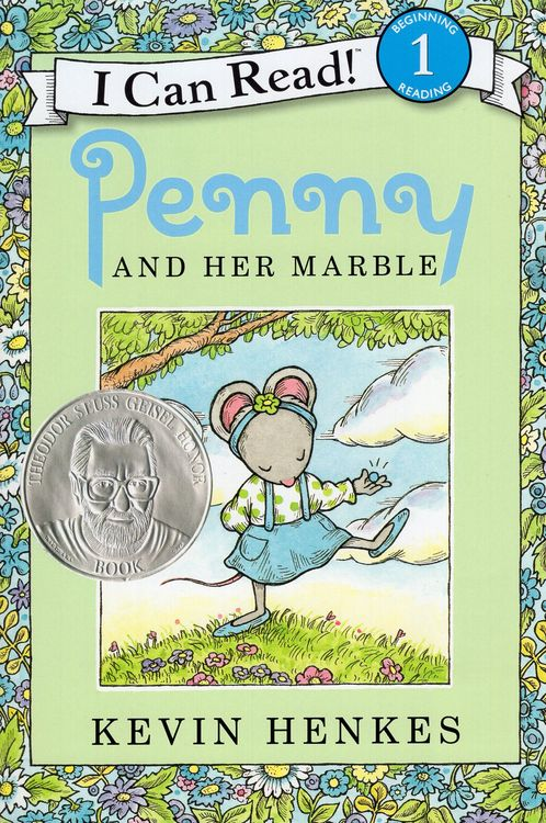 Penny And Her Marble I Can Read Book Level 1