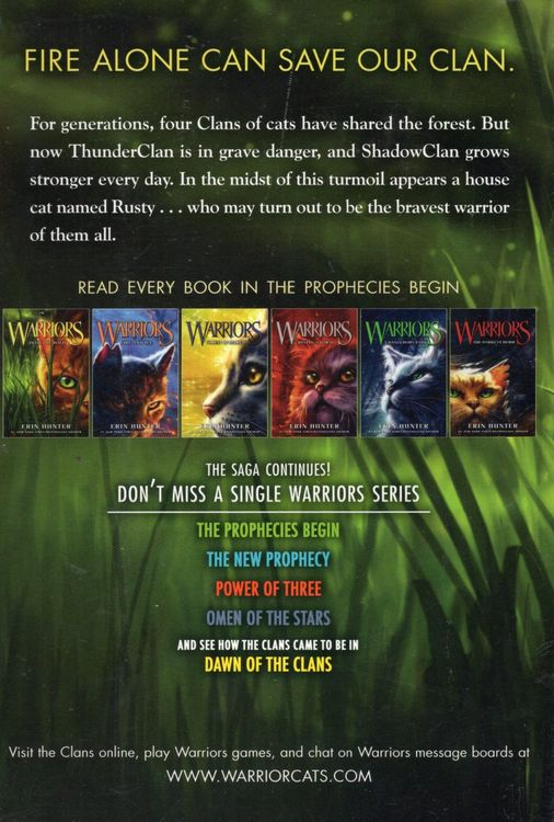 Warrior cats the gamehouse games