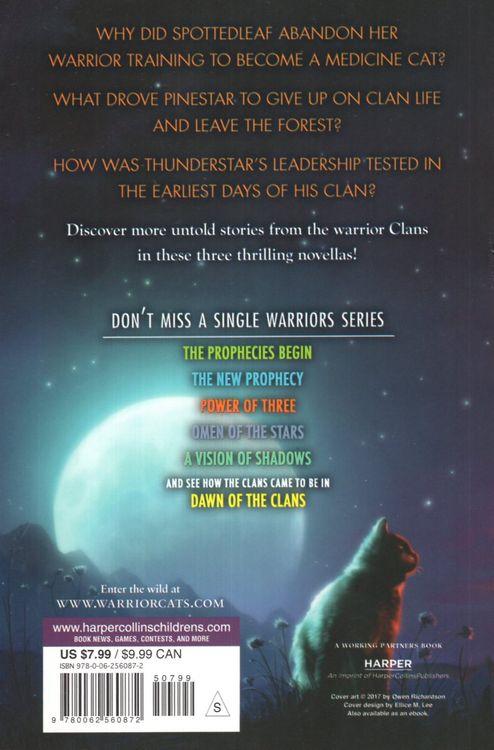 Warriors: Legends of the Clans ( Warriors Novella )