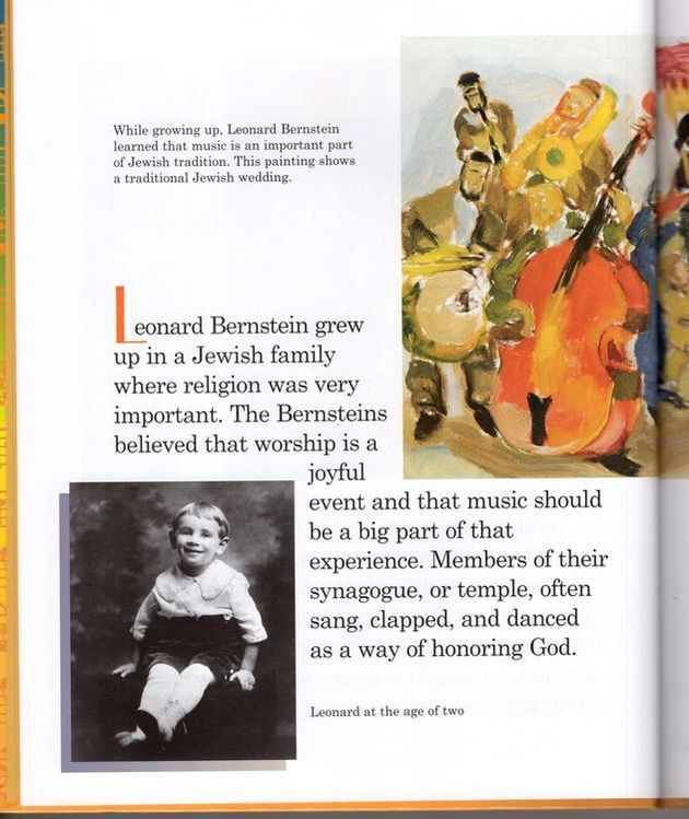 Leonard Bernstein ( Getting to Know the World's Greatest Composers