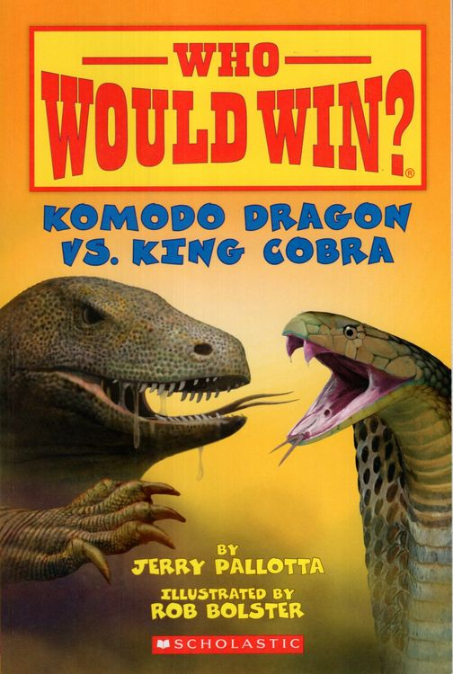 Komodo Dragon Vs King Cobra Who Would Win