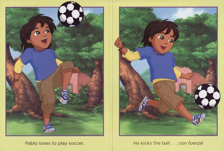 Pablo (Dora the Explorer) | The Parody Wiki | FANDOM ...  |Dora And Friends Pablo
