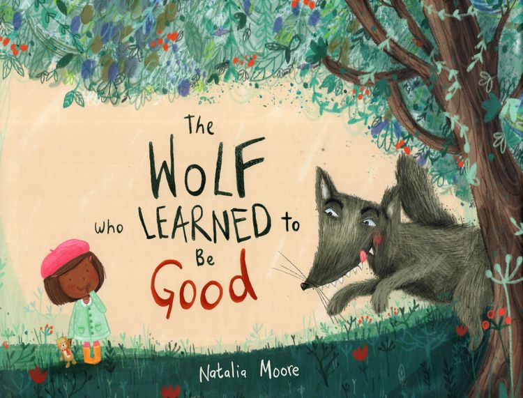 Wolf Who Learned to Be Good