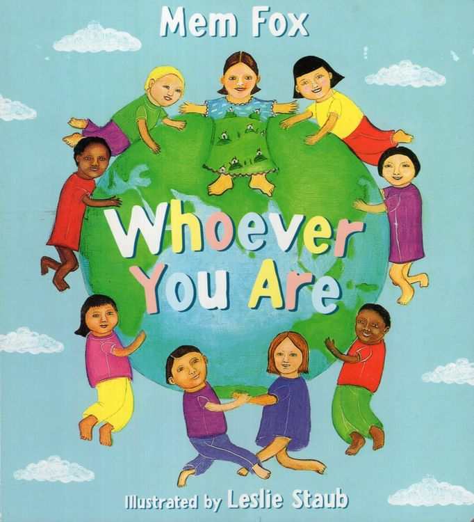 Whoever You Are ( Board Book)