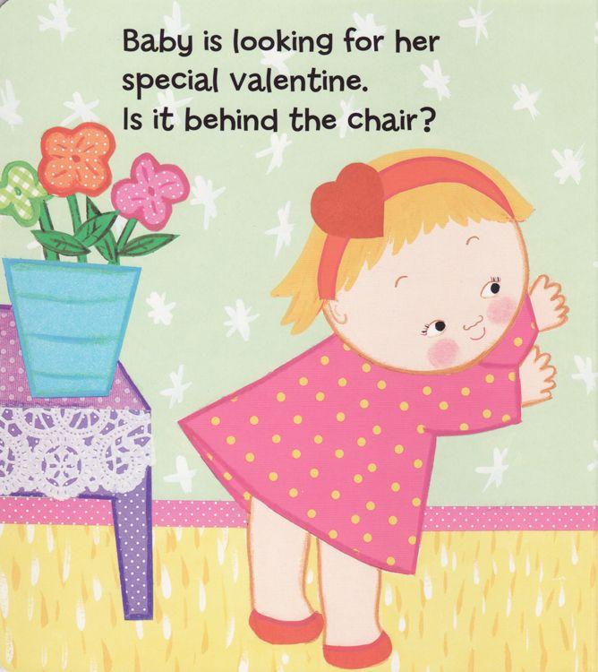 Is Baby\'s Valentine ( Karen Katz Lift the Flap Board Book )