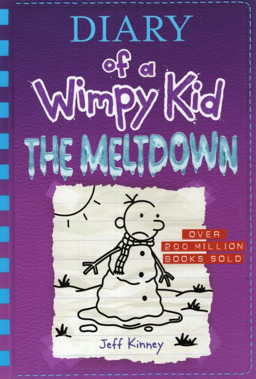 Meltdown ( Diary of a Wimpy Kid #13 )