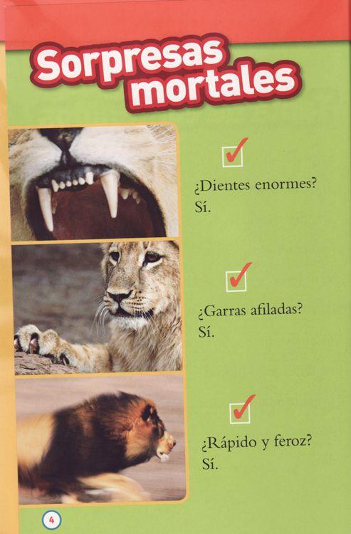 Los Animales Mas Mortales ( Deadliest Animals ) ( National