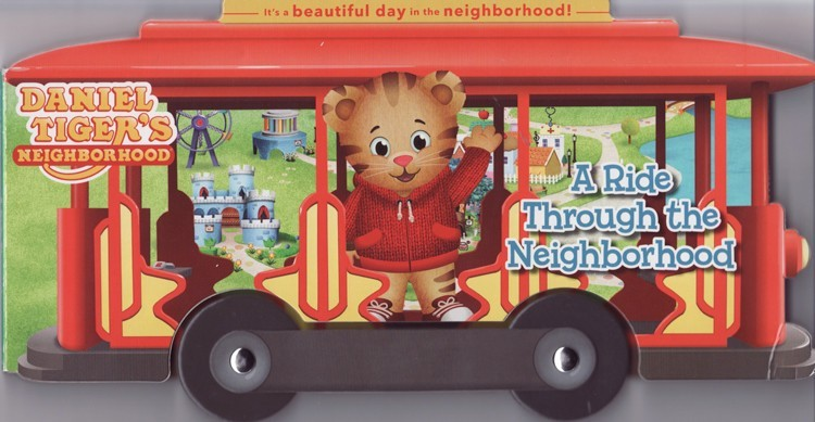 Ride Through the Neighborhood ( Daniel Tiger's Neighborhood