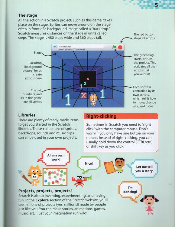 Coding in Scratch: Projects Workbook ( DK Workbooks )