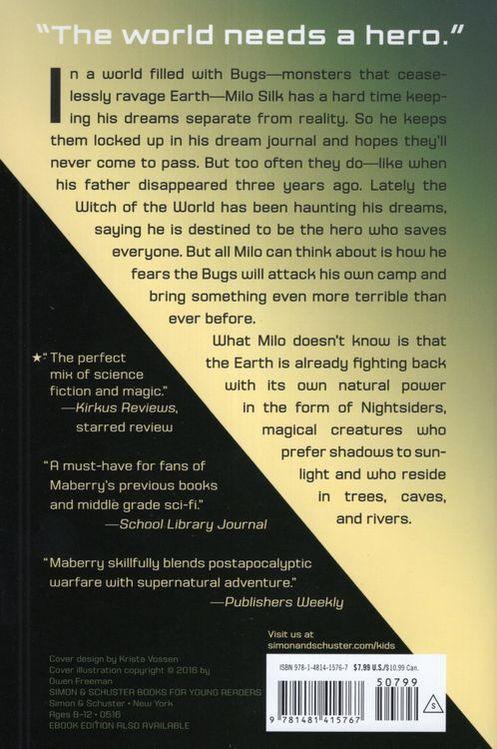 Orphan Army ( Nightsiders #01 )