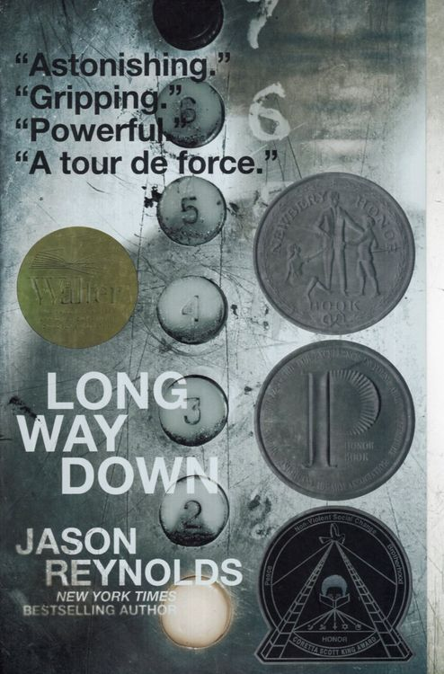 Long Way Down (Paperback)