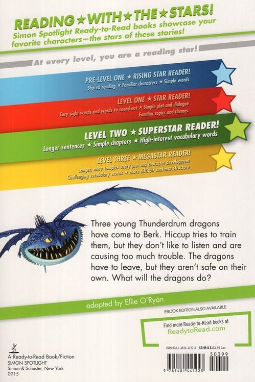 How to Raise Three Dragons ( How to Train Your Dragon