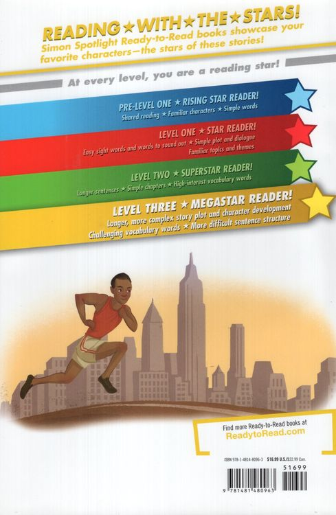Jesse Owens ( You Should Meet ) ( Ready To Read Level 3 ) (A)