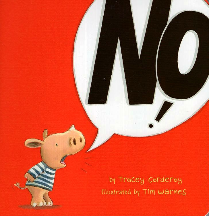 No! (Board Book)