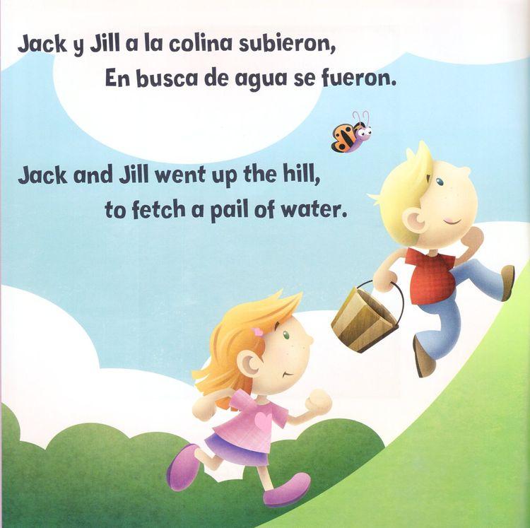 Jack and Jill / Jack y Jill ( Bilingual Nursery Rhymes ...