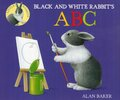 Black and White Rabbit's ABC ( Little Rabbits )