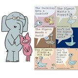 10 Books by Mo Willems Pre-Pack Books for $30