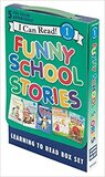 Funny School Stories: 5 Fun Filled Adventures! ( I Can Read Level 1 )