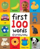 First 100 Words ( First 100... ) (Padded Board Book)