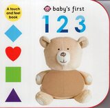 Baby's First 123: A Touch and Feel Book ( Baby's First... )