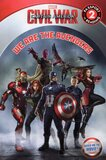 Marvel's Captain America: Civil War: We Are the Avengers ( Passport to Reading Level 2 )