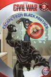 Marvel's Captain America: Civil War: Escape from Black Panther ( Passport to Reading Level 2 )
