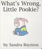 What's Wrong Little Pookie? ( Little Pookie ) (Board Book)