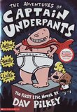 Adventures of Captain Underpants ( Captain Underpants #01 )