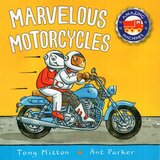 Marvelous Motorcycles ( Amazing Machines ) (8x8)