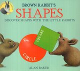 Brown Rabbit's Shapes ( Little Rabbits Books )