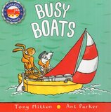 Busy Boats ( Amazing Machines Board Book )