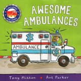 Awesome Ambulances ( Amazing Machines ) (8x8)
