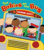 Babies on the Bus (Board Book)