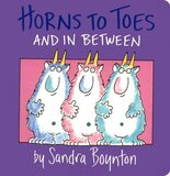 Horns to Toes and in Between (UK) ( Boynton on Board ) (Board Book)