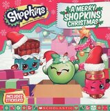 Merry Shopkins Christmas! ( Shopkins ) (8x8)
