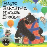 Happy Birthday Hugless Douglas (Board Book)