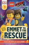 Emmet to the Rescue ( Lego Movie 2 ) ( DK Readers Level 1 )