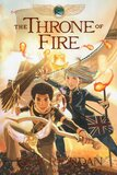 Throne of Fire ( Kane Chronicles Graphic Novels #02 )