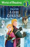 Disney Frozen: Cool Contest ( World of Reading Level 1 )