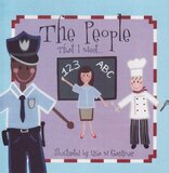 People That I Meet... ( First Words ) ( Board Book )