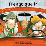 tengo Que Ir! ( I Have to Go! ) ( Munsch For Kids Spanish )