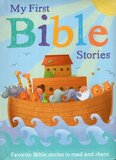 My First Bible Stories ( Padded Board Book )