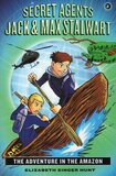 Adventure in the Amazon: Brazil ( Secret Agents Jack and Max Stalwart #02 )