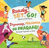 Ready Set Go!: Sports of All Sorts ( Somali/Eng ) ( Step Into a Story Bilingual )