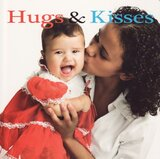 Hugs and Kisses ( Baby Faces Board Book ) (Rourke)