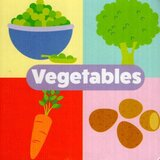 Vegetables ( Chunky Board Book )