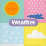 Weather ( Chunky Board Book )