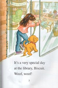 Biscuit Loves the Library ( I Can Read Books: My First Shared Reading )