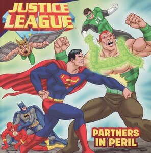Partners in Peril ( Justice League ) (8x8)
