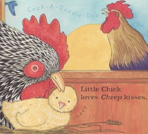 All Kinds of Kisses ( Board Book )